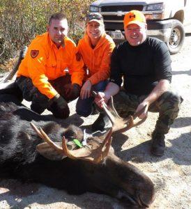 Maine Moose Hunt - Eastern Maine